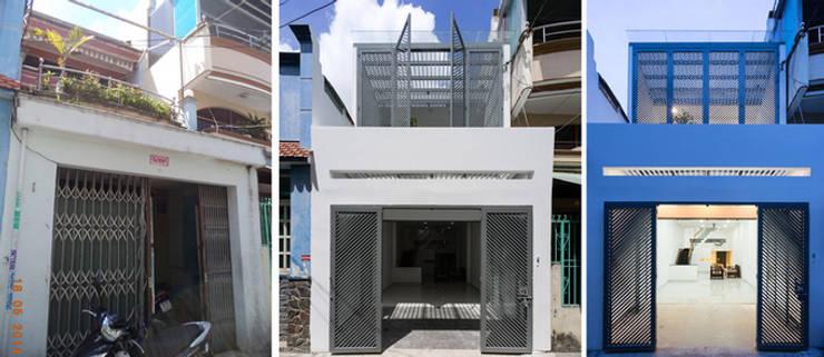 房子 by Công ty TNHH Thiết Kế Xây Dựng Song Phát