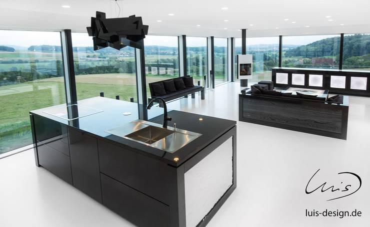 Built-in kitchens by Luis Design