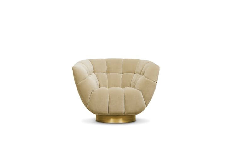 Living room by BRABBU Design Forces