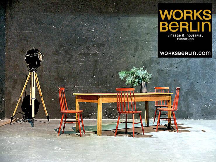 Living room by works berlin