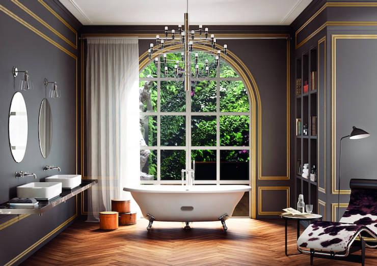 Bañera Newcast: Baños de estilo  por Acor México