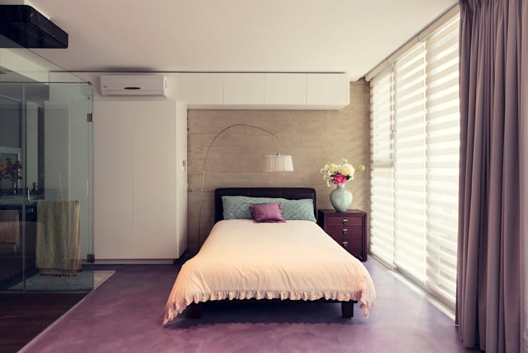 Bedroom by BCA Arch and Interiors