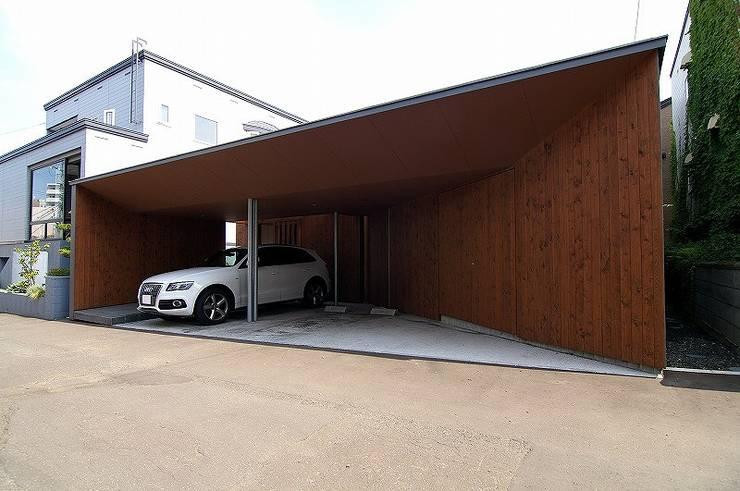 インエイ: 株式会社 ATELIER O2が手掛けた家です。