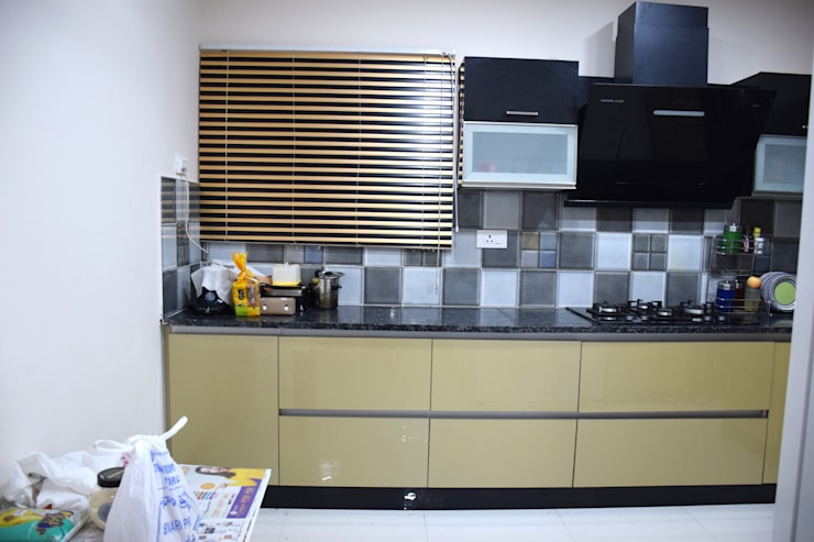 MY Home Vihanga:  Kitchen by Dream Modular