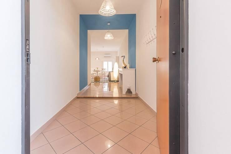 الممر والمدخل تنفيذ Anna Leone Architetto Home Stager