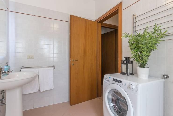 حمام تنفيذ Anna Leone Architetto Home Stager