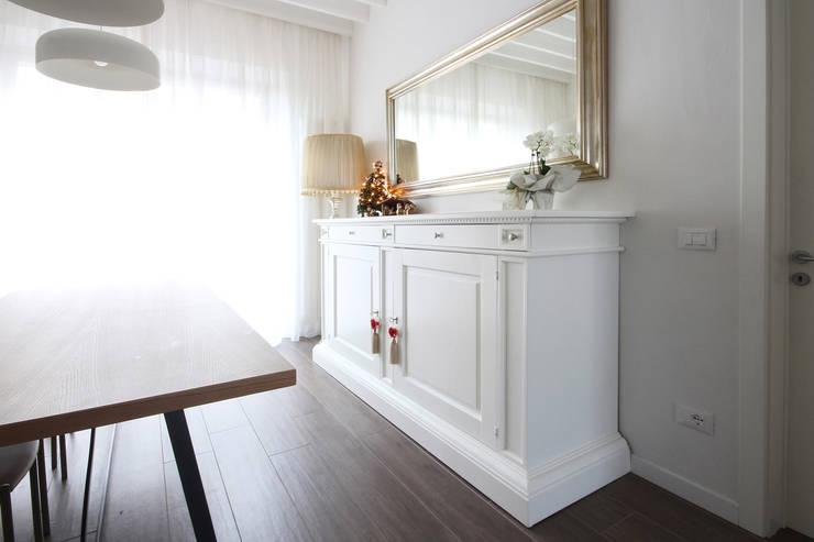 غرفة السفرة تنفيذ JFD - Juri Favilli Design