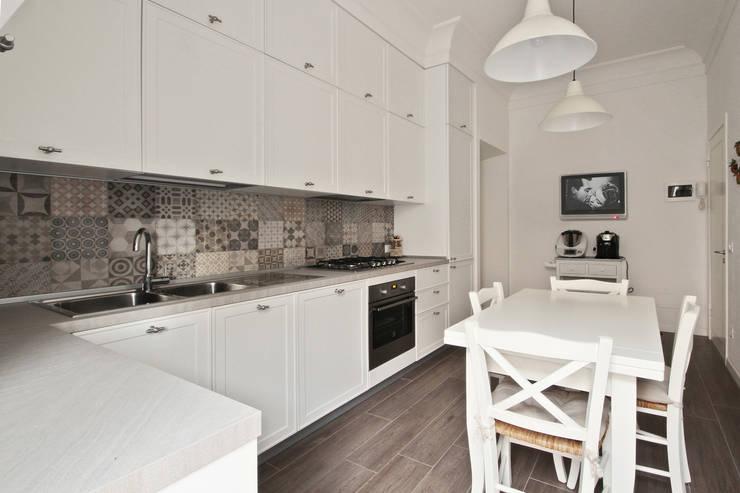 Come progettare una cucina di 3 metri funzionale