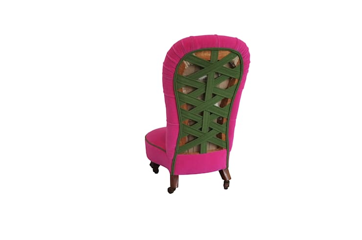 pINK :  Dressing room by Urban Upholstery
