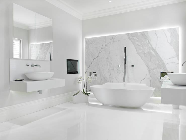 حمام تنفيذ BathroomsByDesign Retail Ltd