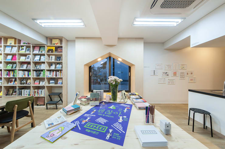 Study/office by 스튜디오 마니
