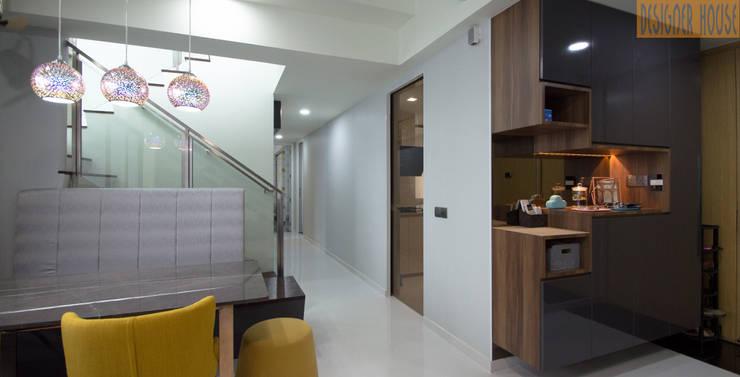 餐廳 by Designer House, 現代風 木頭 Wood effect