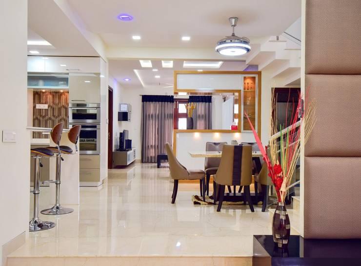 dining:  Dining room by Team Kraft
