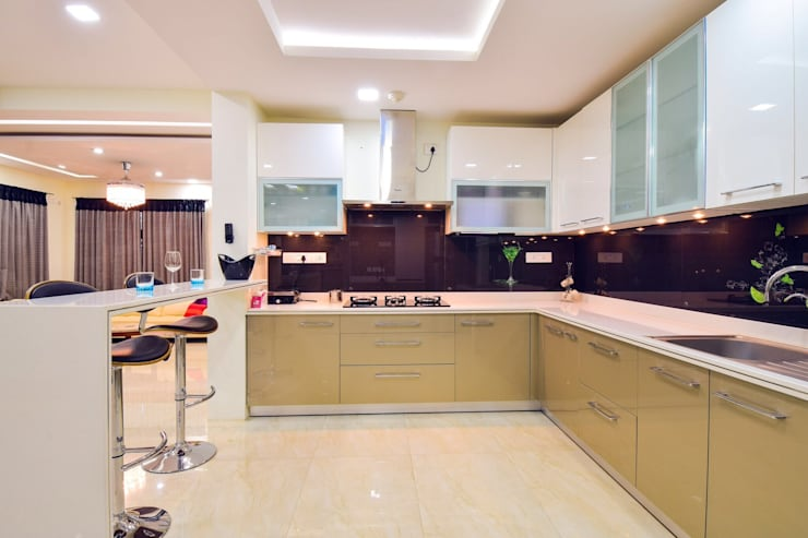 Kitchen by Team Kraft