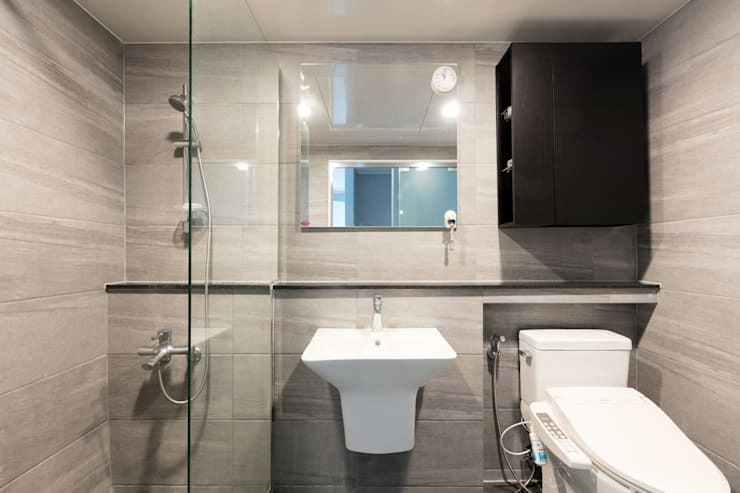 Bathroom by 한디자인 / HAN DESIGN
