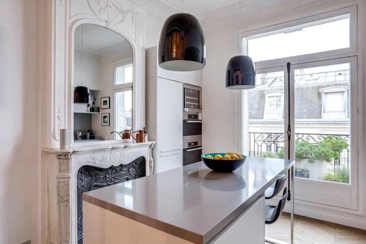 PARIS 2: Cuisine de style  par BMA