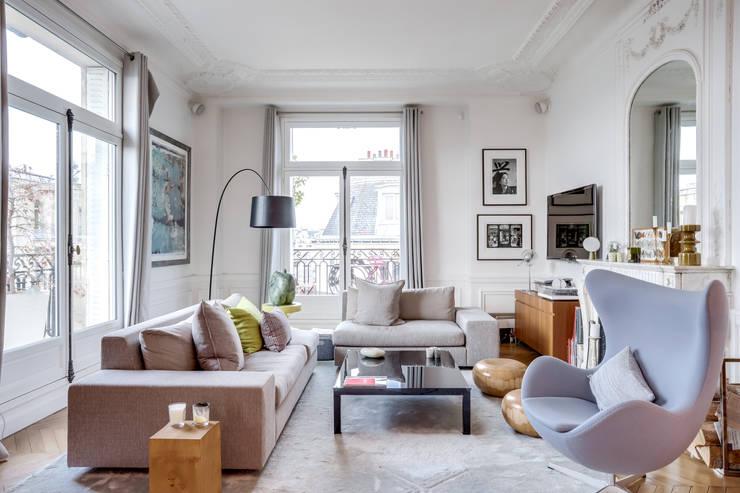 PARIS 2: Salon de style  par BMA