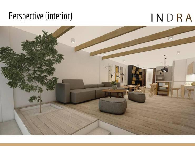 ผลงานของบริษัท:   by indradeignstudio