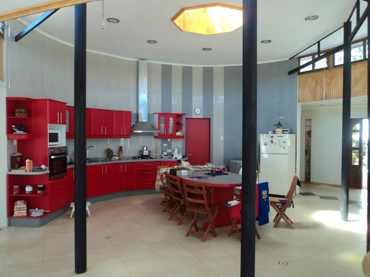 Дома в . Автор – Tetralux Arquitectos,