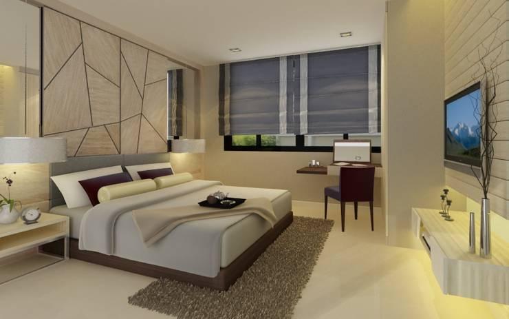 ห้องนอนแขก:   by dsibox