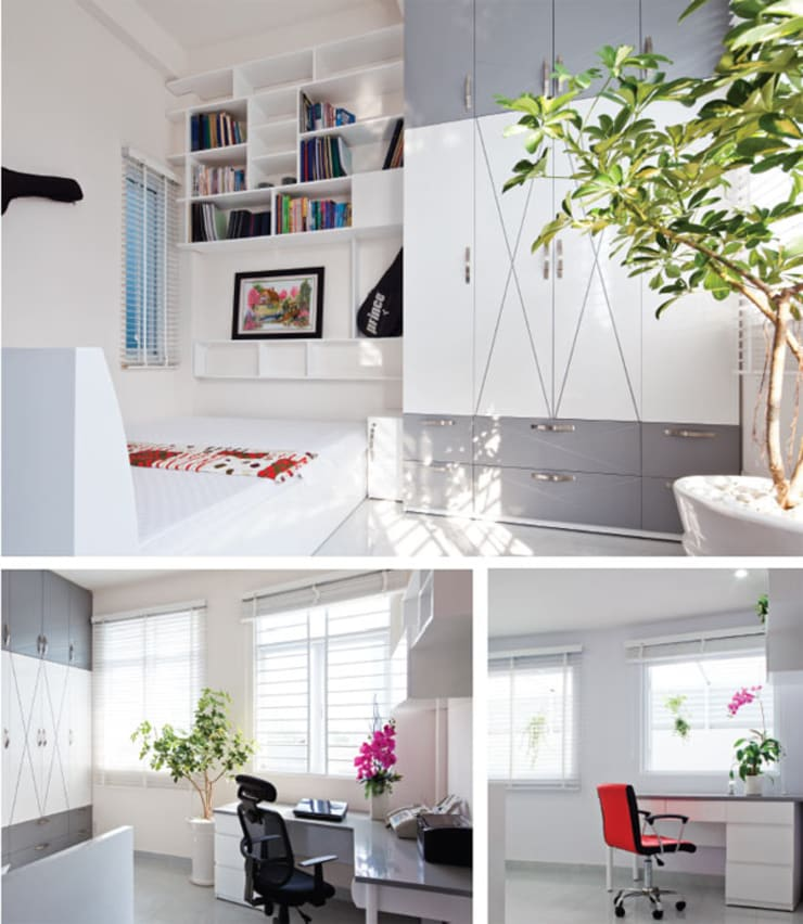 Salon de style  par Công ty TNHH TK XD Song Phát