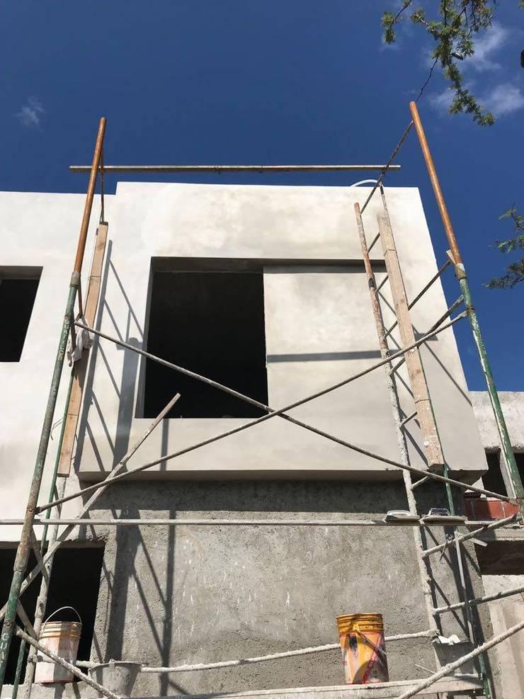 Duplex Villa Allende : Casas de estilo  por f$Mac,