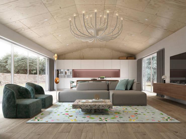Memory Home: Гостиная в . Автор – Need Design