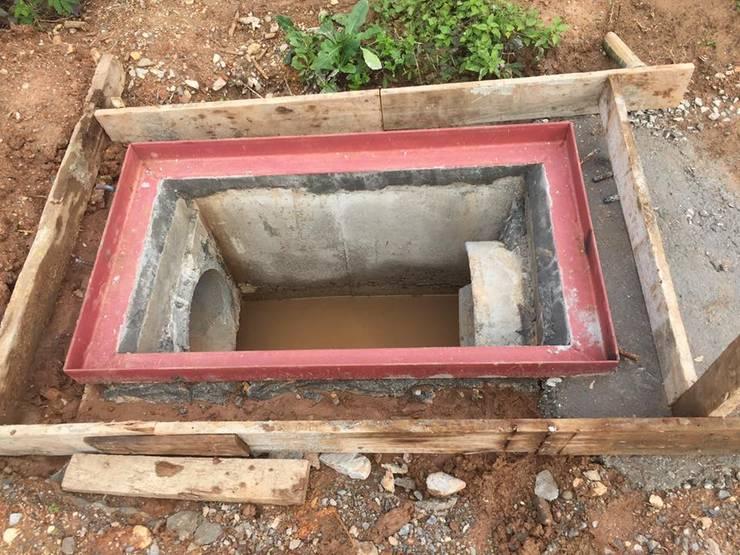งานวางท่อระบายน้ำ :   by GHP