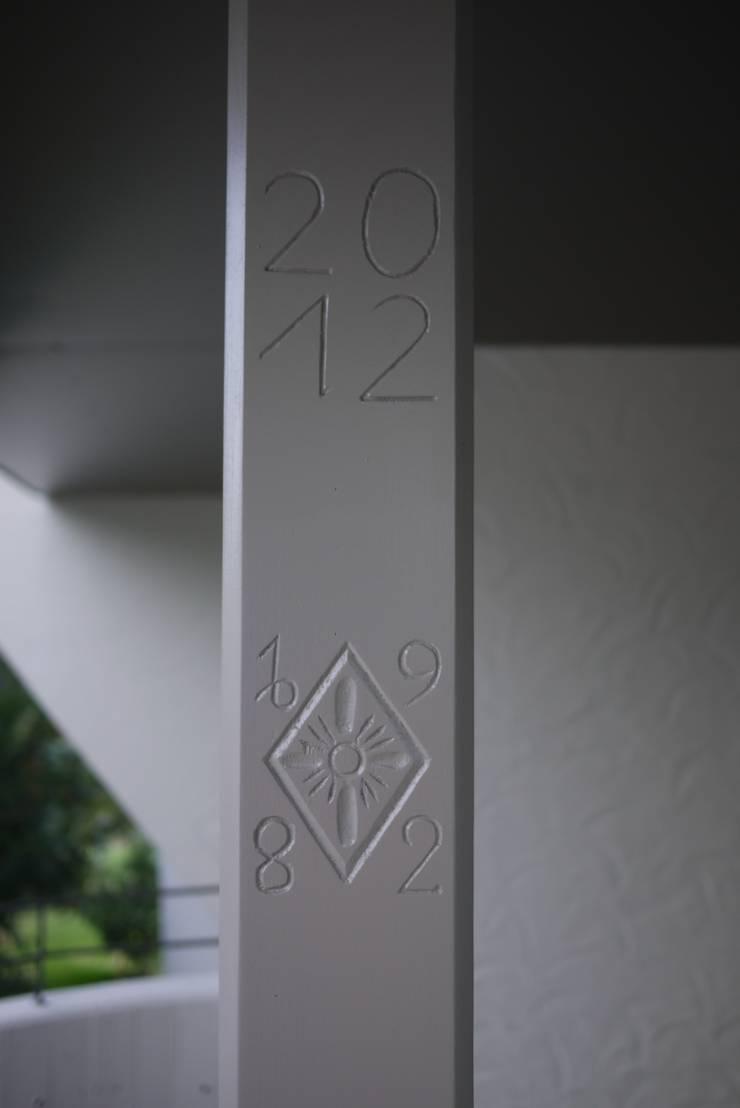 Wohnhaus L:  Einfamilienhaus von Architekturbüro zwo P,