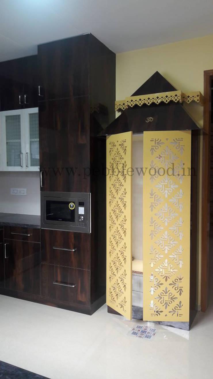 Nandi Citadel—E303:  Kitchen by Pebblewood.in