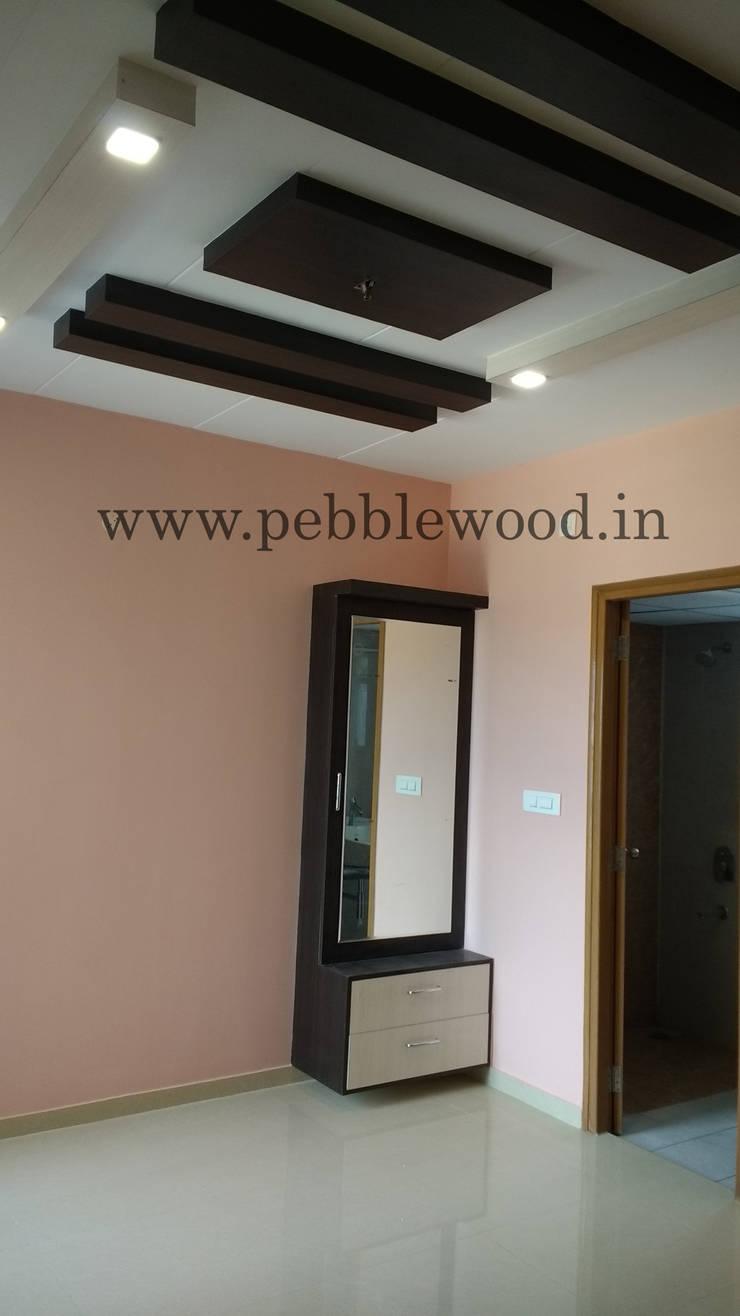 Nandi Citadel—E303:  Dressing room by Pebblewood.in