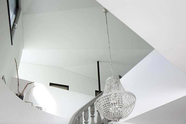 Treppenraum:  Treppe von Architekturbüro zwo P,