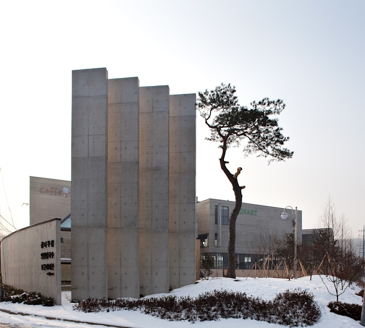 INART SQUARE: 건축사 사무소 YEHA의
