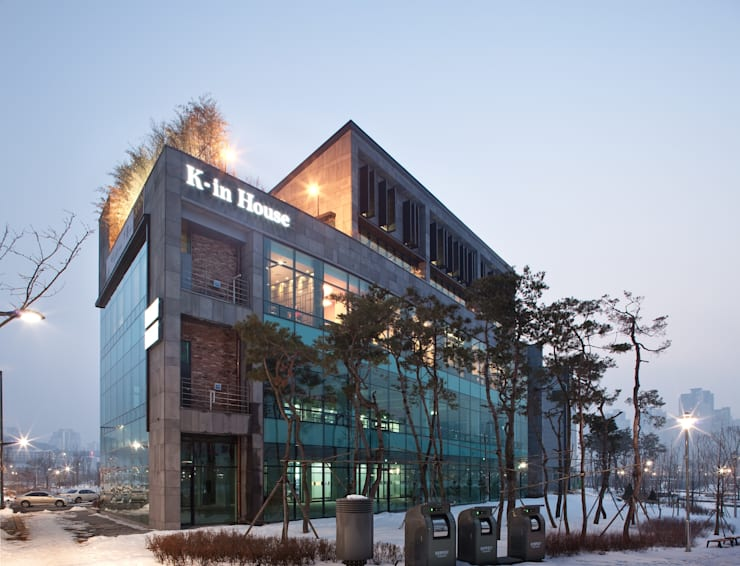 케인 인 하우스: 건축사 사무소 YEHA의
