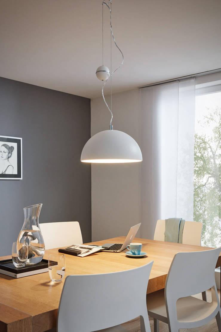 Hanglampen:  Eetkamer door Lampgigant.nl