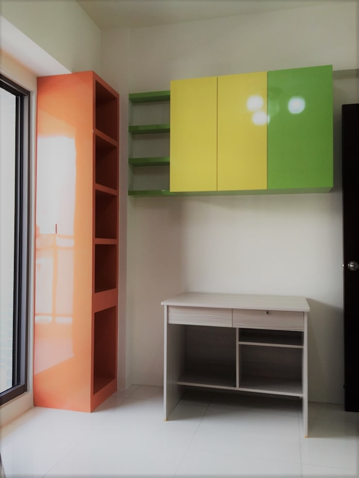 寶佳室內設計及施工:  嬰兒房/兒童房 by 寶佳室內裝修工務所