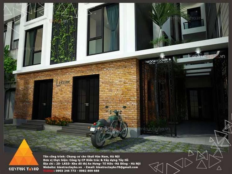 Chung cư Mini :  Nhà by KIẾN TRÚC TÂY HỒ