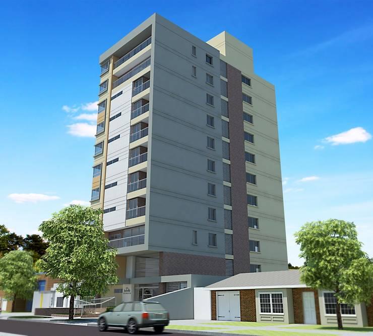 Casas de estilo  por Victor Consuegra G. Arquitecto