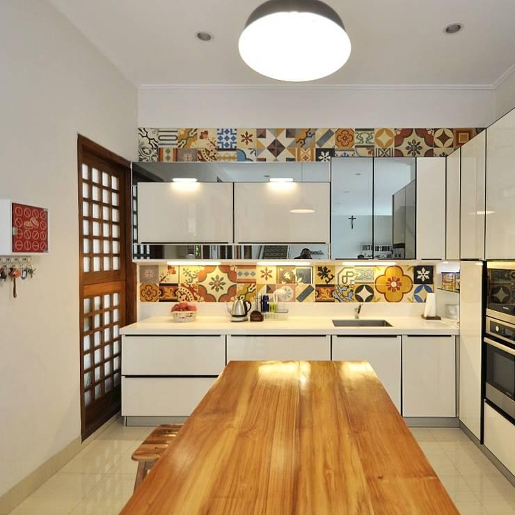 Dapur Unit By Gursiji Studio Galeri