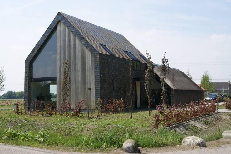 woning T/V Den Hout:   door BB architecten