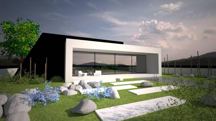 Sintra - SND: Moradias  por Andreia Anjos - Arquitectura, Design e Construção