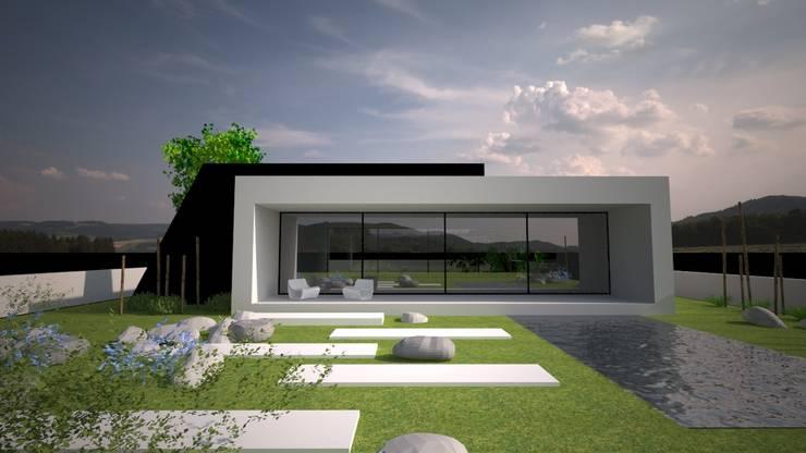 Sintra – SND: Moradias  por Andreia Anjos - Arquitectura, Design e Construção