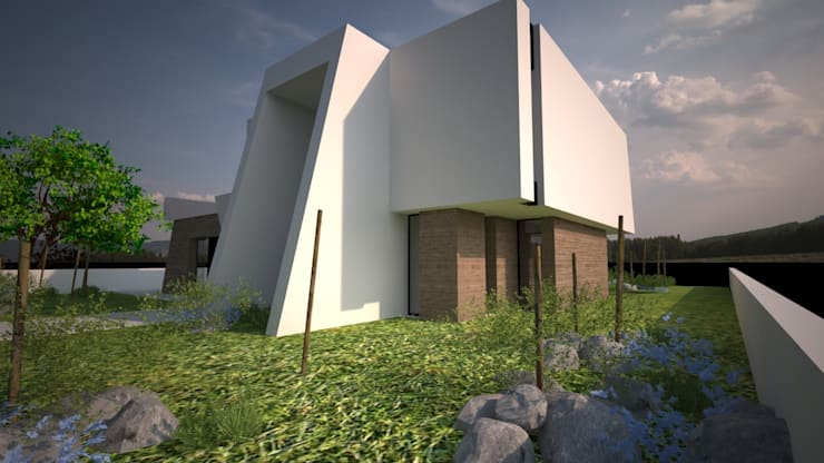 Sintra – RR Lote 4:   por Andreia Anjos - Arquitectura, Design e Construção