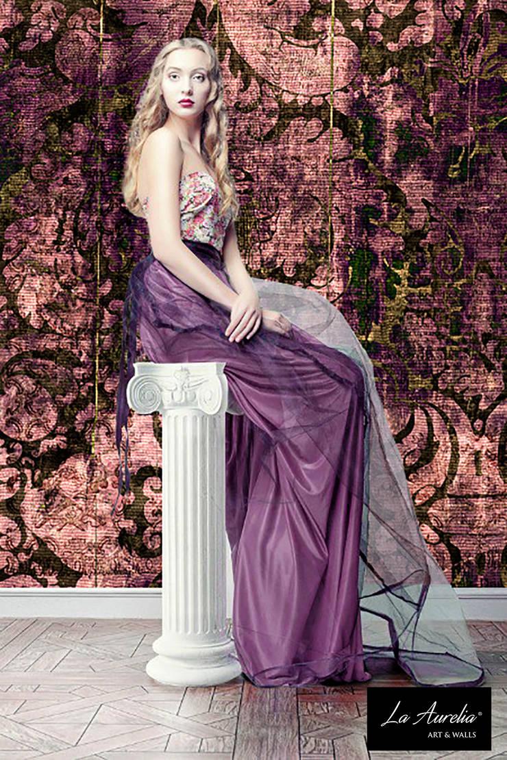 Dazzle - Classy Wallpaper by La Aurelia From the 'Prestige' Collection:   door La Aurelia , Eclectisch