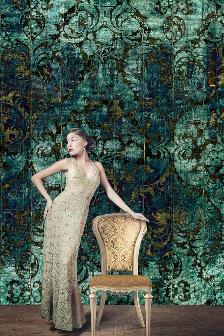 Delight - Classy Wallpaper by La Aurelia From the 'Prestige' Collection:   door La Aurelia , Eclectisch