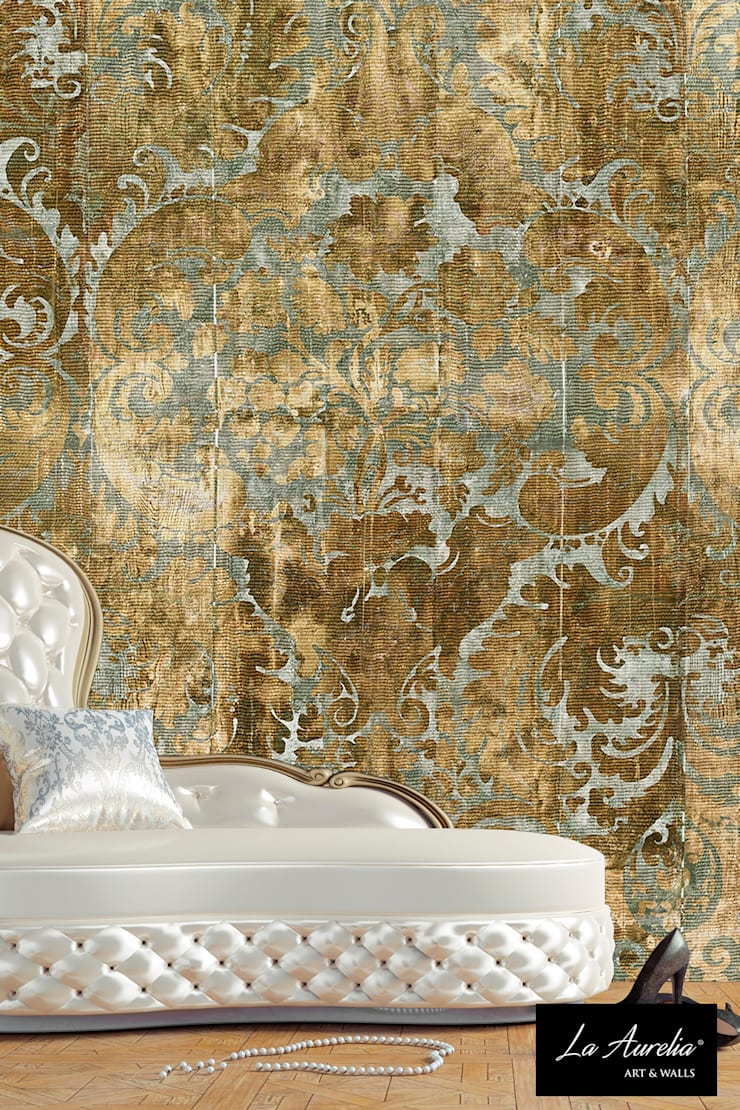 Glory - Classy Wallpaper by La Aurelia From the 'Prestige' Collection:  Muren & vloeren door La Aurelia