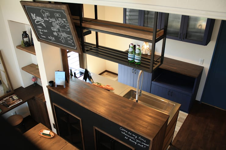 廚房 by クローバーハウス