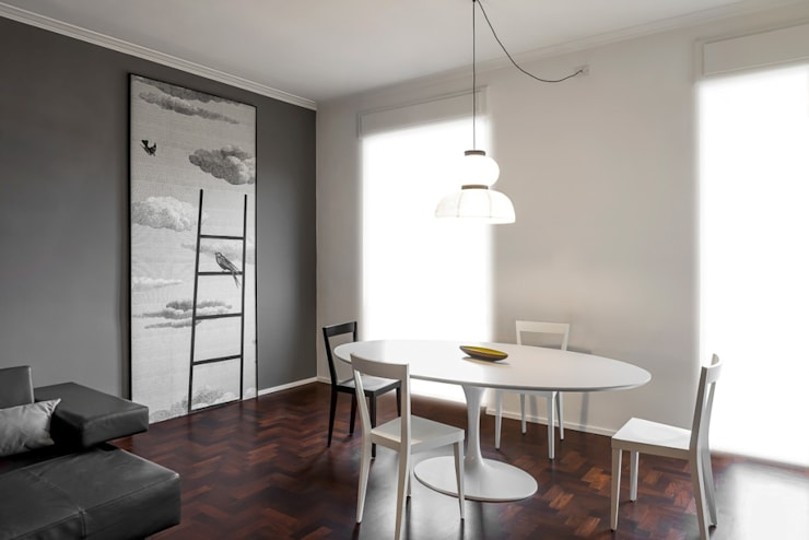 Modern Dining Room by Paola Maré Interior Designer Modern