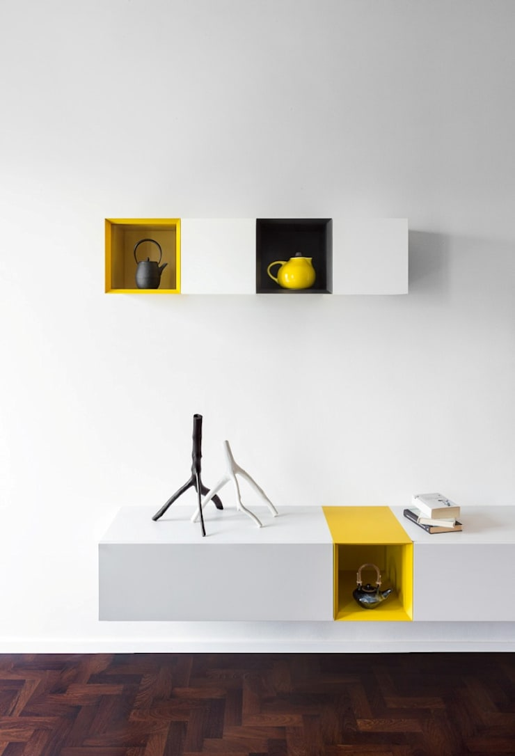 Modern Living Room by Paola Maré Interior Designer Modern