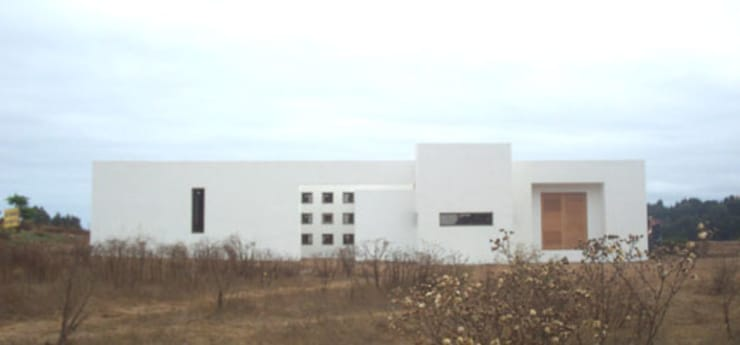 Casa Gillete: Casas de estilo  por JVA
